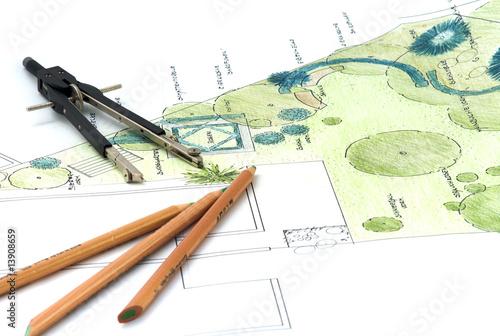 Gartenplanung - 13908659