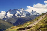 Alps - Breithorn - Switzerland