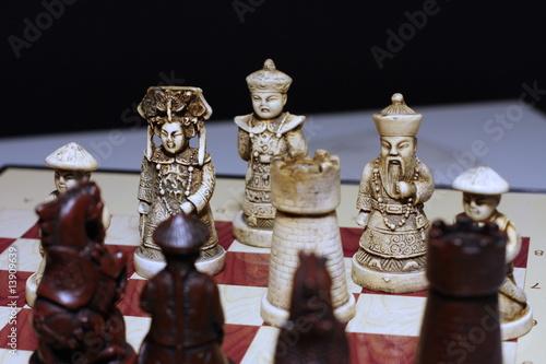Chess, Chinese-style