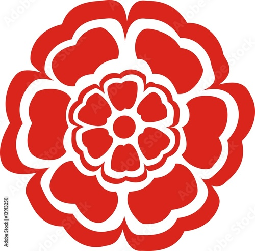 English Rose Red