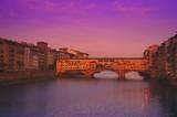 Ponte Vecchio Florence Tuscany Italy poster