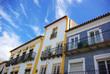 Street of Evora, Portugal