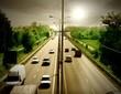 Fototapeta Podróż - Samochód - Droga / Autostrada