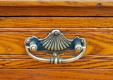 Antique Drawer Handle poster