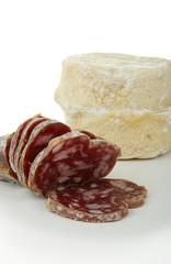 fromage et saucisson francais