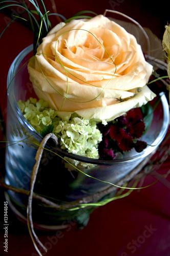 rose im glas stockfotos und lizenzfreie bilder auf bild 13944845. Black Bedroom Furniture Sets. Home Design Ideas