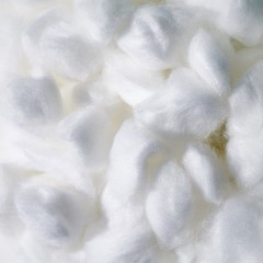 Close-up of Cottonballs