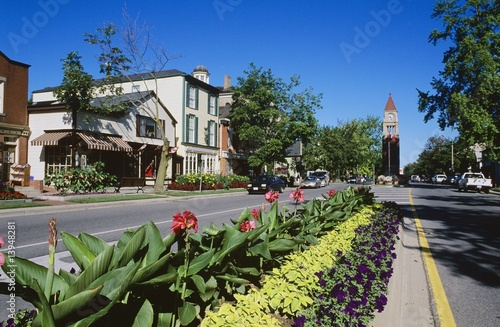 Niagara-on-the-Lake in Ontario, Canada