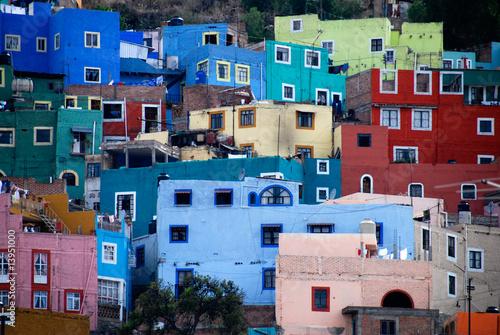View of Guanajuato, Mexico