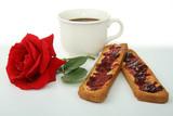 tasse de cafe, petit dejeuner
