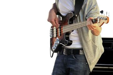Bass-player