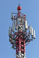 GSM mobile antenna
