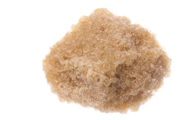 Honeycomb Sugar Isolated