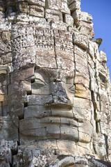 Buddha's Face at Ta Prohm, Cambodia