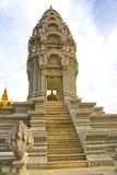 Sanctuary of Princess Norodom, Cambodia poster