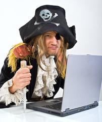 pirate computer
