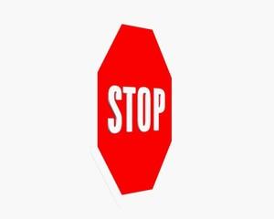 stop panel