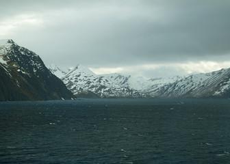 Aleutian Island Coastal Chain