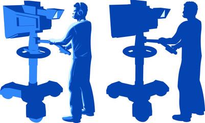 Camera TV Operator