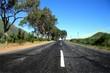 Fototapeta Akcja - Afryki - Droga / Autostrada
