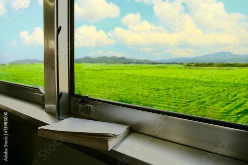 電車の車窓 - 13986000
