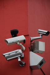 Überwachung Überwachungskamera Kamera Sicherheit
