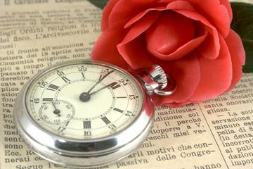 L'orologio da taschino HDR