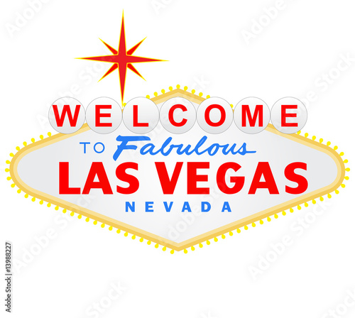Fototapeta Welcome to Las Vegas