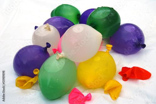 Ballons de baudruche - Bombes à eau - 13989898