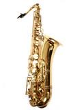 Fototapety Saxophone  isolated on white background