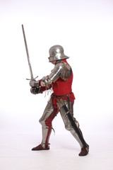 English Knight 15-th Century