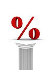 Prozentsäule