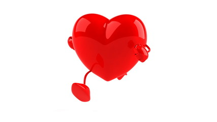 Coeur qui court