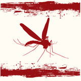 Mosquito Danger poster
