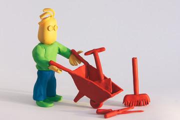 Clay Gardener