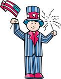 Uncle Sam Kid poster