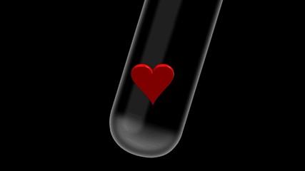 amour en labo