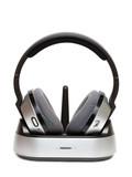 Wireless headphones. poster