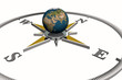 compass_with_earth