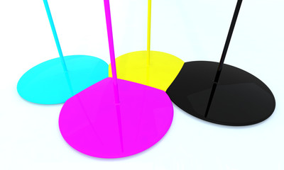 colore colato