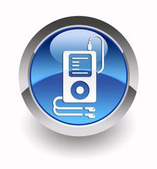i-pod glossy icon
