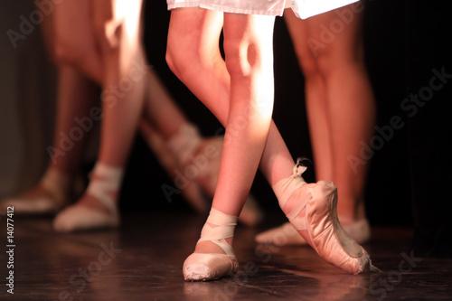Plexiglas Dance School ballet
