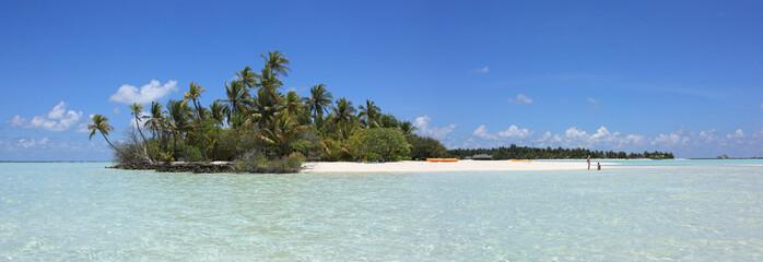 couple sur île déserte