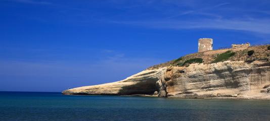 Sarchittu, Pittinurri particolare costa ovest Sardegna