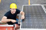 Green Jobs - Renewable Resources poster