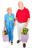 Senior Shoppers - Renewable Resources poster