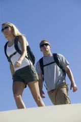 Hiker Exploration