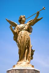 Golden herald angel