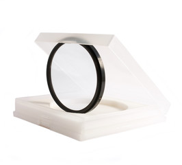 UV Photo Filter Isolated