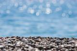 Fototapety Shore stones
